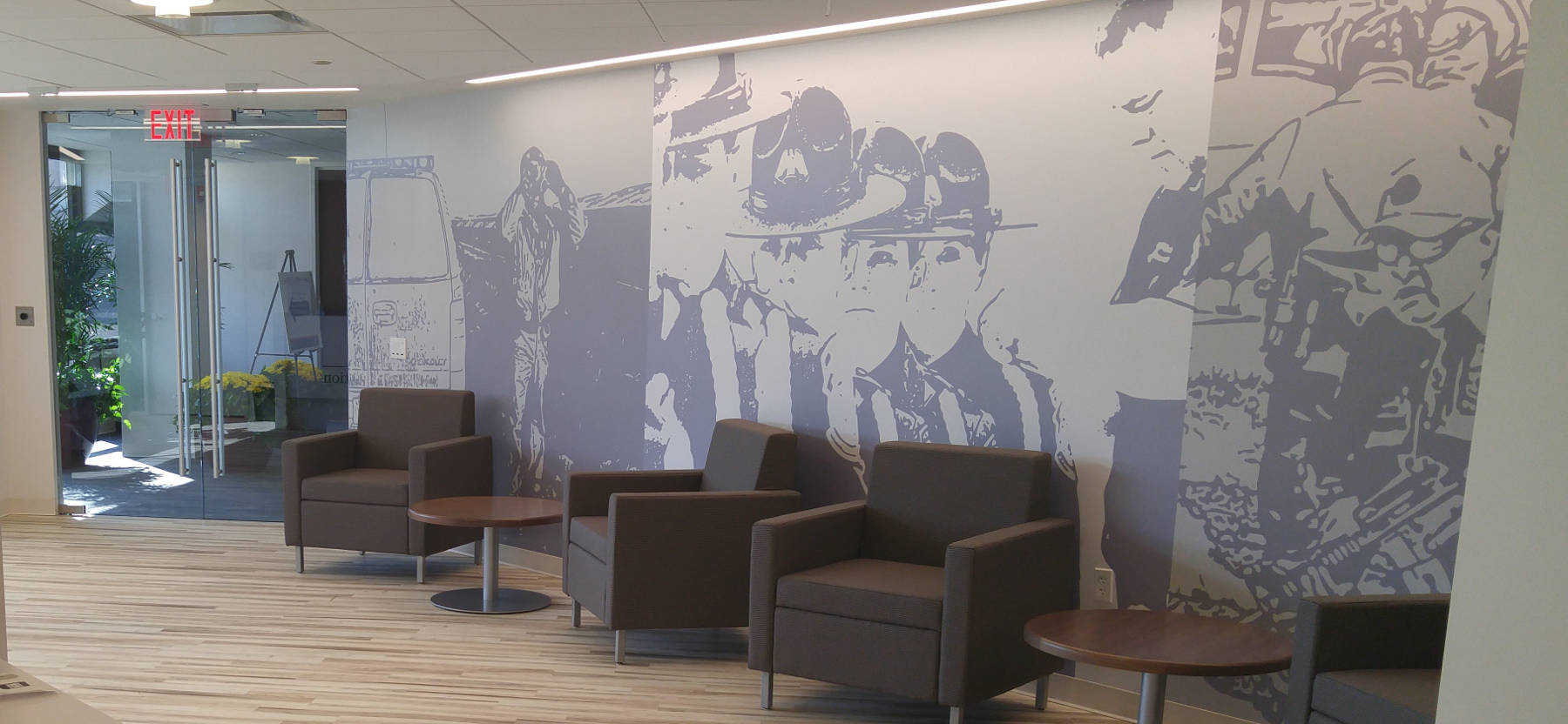 CBP Lobby   Fentress Inc.