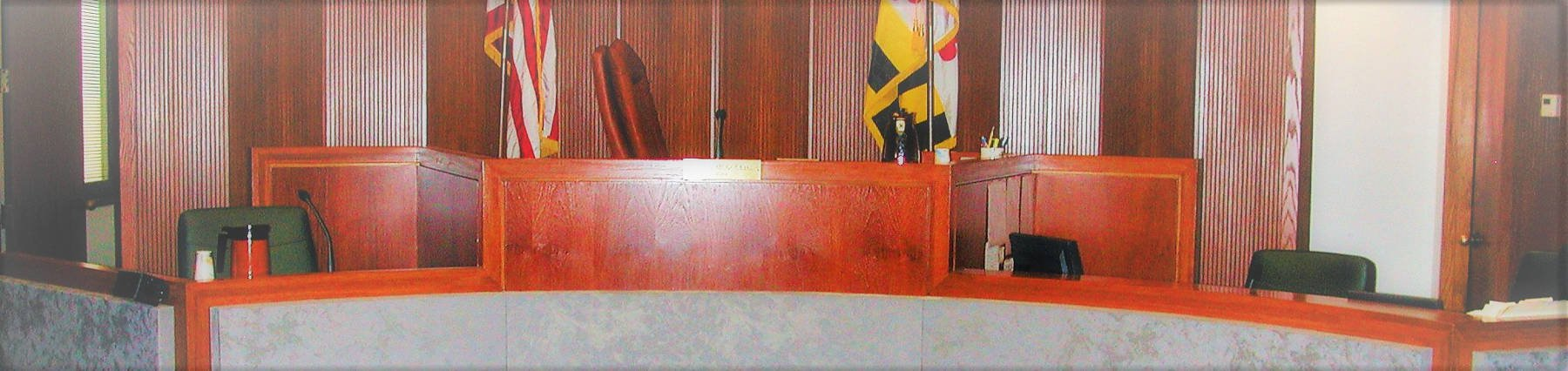 Montgomery County Courtroom | Fentress Inc.