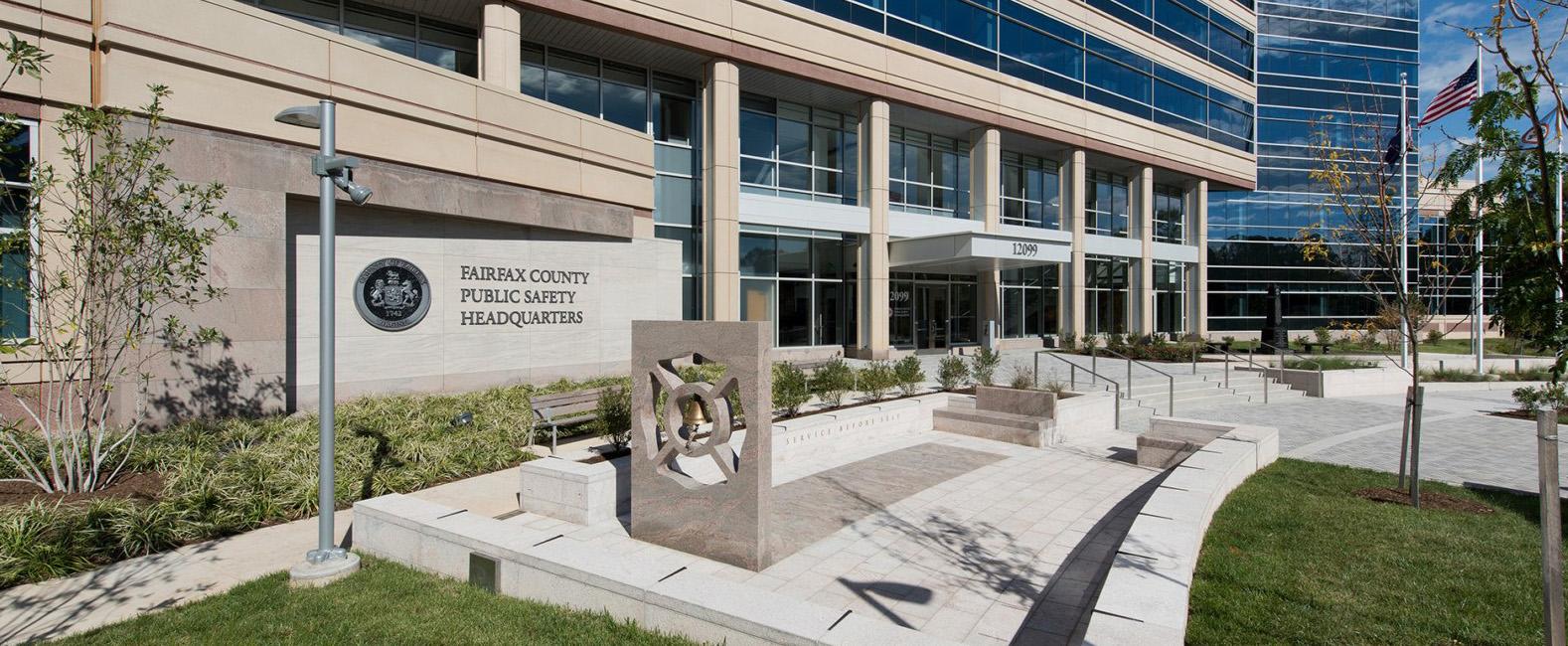 Fairfax VA Police_Public Safety HQ_1800