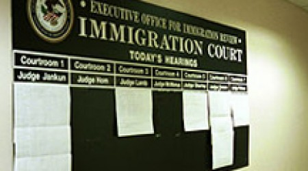 U.S. DOJ: Executive Office for Immigration Review Response to GAO Audit