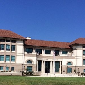 Courthouse Planning in Southern Texas