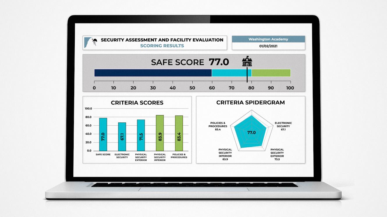SAFE summary screen